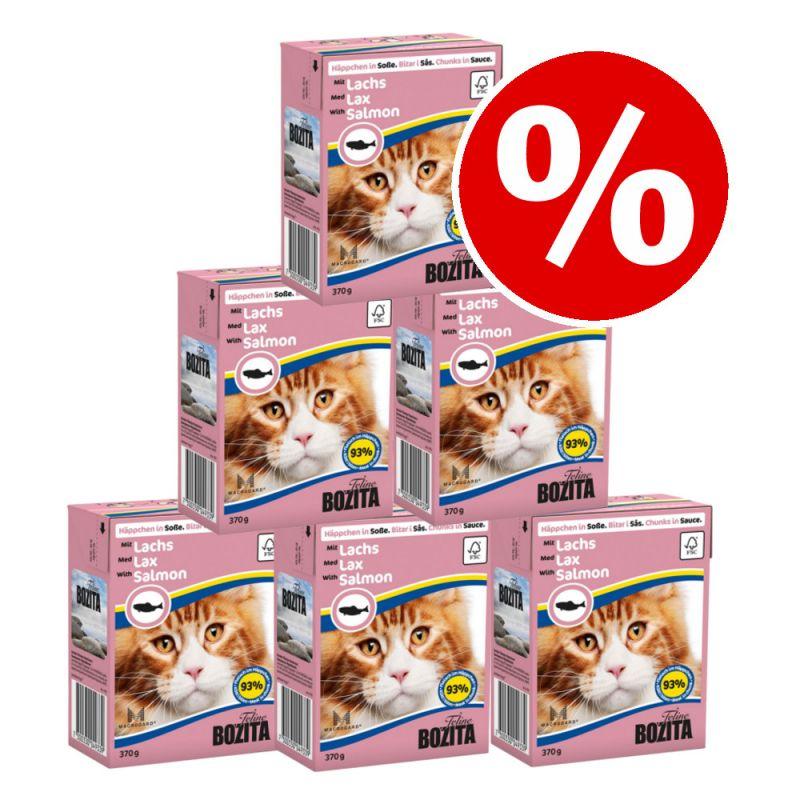 Bozita Chunks in Sauce Saver Pack 18 x 370g