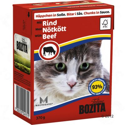 Bozita Chunks in Sauce Saver Pack 18 x 370g