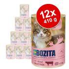 Bozita comida húmida 12 x 410 g - Pack económico