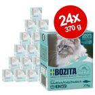 Bozita falatok aszpikban vagy szószban 24 x 370 g