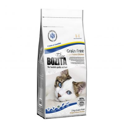 Bozita Feline Grain Free Single Protein - Chicken