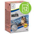 Bozita Feline Speciaal Voordeelpakket Kattenvoer 12  x 190 g