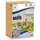 Bozita Feline Tetra Pak Package Kitten 190g
