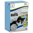 Bozita Feline Tetra Pak Package 6 x 190g