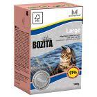 Bozita Feline в опаковка Tetra Recart  6 x 190 г