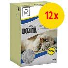 Bozita Feline Tetra Recart, 12 x 190 g