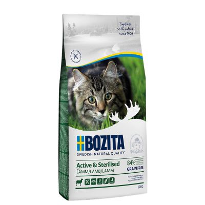 Bozita Grainfree Active & Sterilised Lam