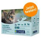 Bozita Häppchen In Soße im Mixpaket 12 x 85 g