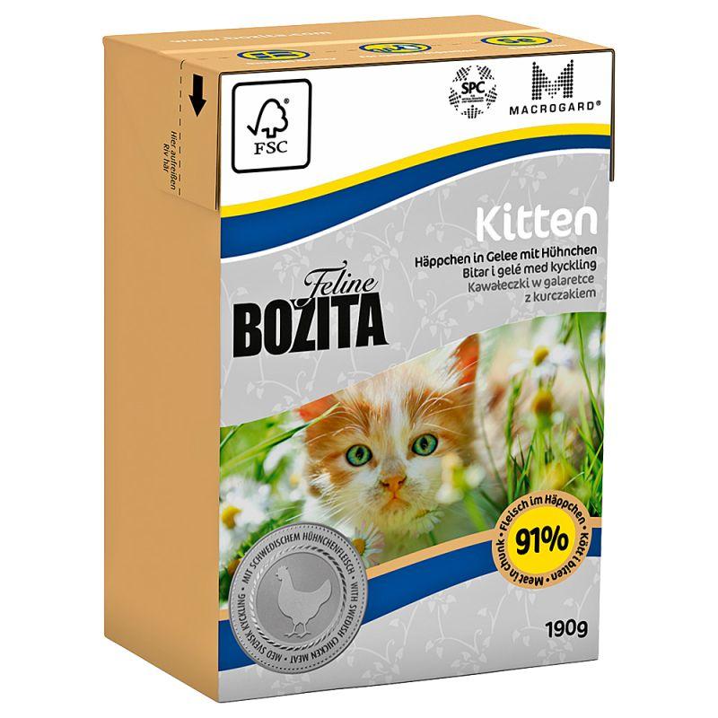 Bozita Kitten -kissanruoka