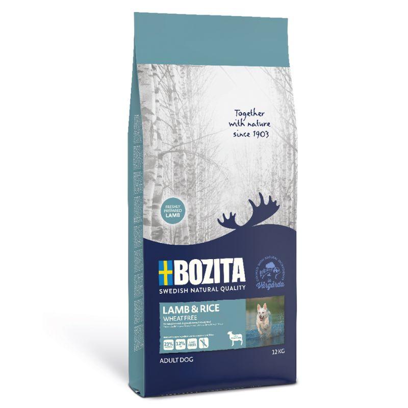 Bozita Lamb & Rice