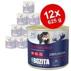Bozita Paté 12 x 625 g pour chien