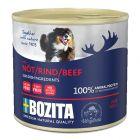 Bozita Paté 6 x 625 g pour chien