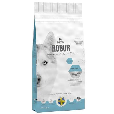 Bozita Robur Sensitive sin cereales con reno
