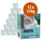 Bozita Trocitos en gelatina 12 x 370 g