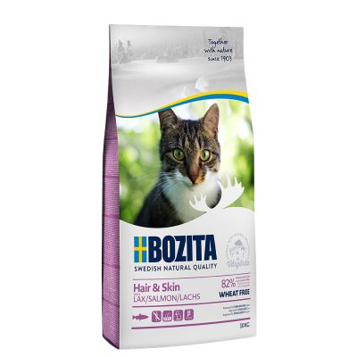 Bozita Wheat Free Hair & Skin - Salmon