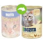Bozita 6 x 410 g pour chat