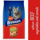 Brekkies, bœuf pour chat