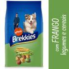 Brekkies com frango, vegetais e cereais para cães