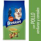 Brekkies con pollo, verduras y cereales
