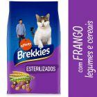 Brekkies Sterilized com frango, vegetais e cereais integrais