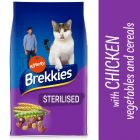 Brekkies Sterilized pour chat