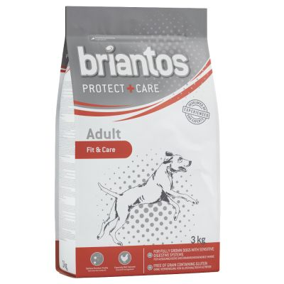 Briantos Adult Fit & Care - Single Protein