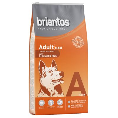 Briantos Adult Maxi Chicken & Rice