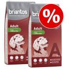 Двойная упаковка по специальной цене! Briantos сухой корм для собак, 2 х 14 кг