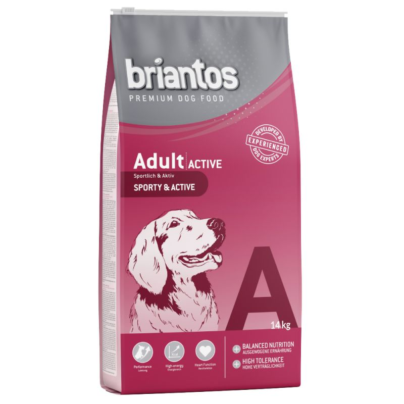 Briantos Adult Active Chicken & Rice