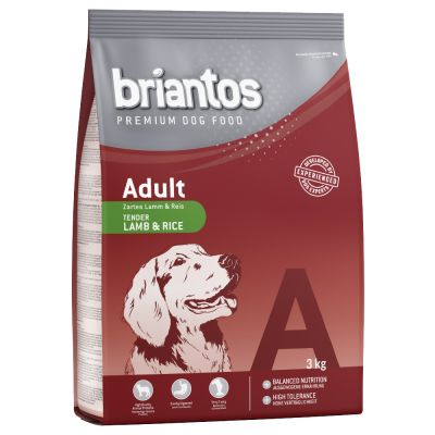 Briantos Adult Cordero y arroz