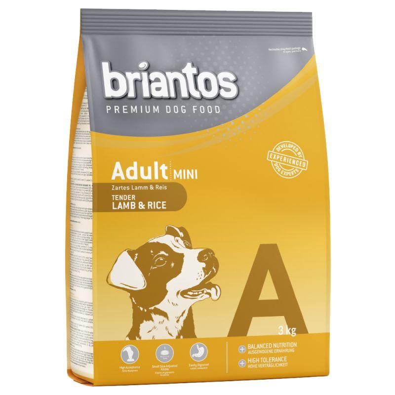 Briantos Adult Mini Lamb & Rice