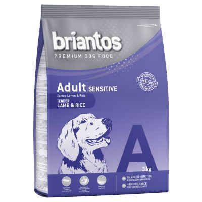 Briantos Adult Sensitive Cordero y arroz