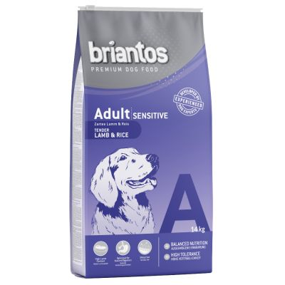 Briantos Adult Sensitive Lamm & Reis