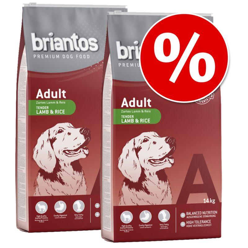Briantos Dry Dog Food Economy Packs