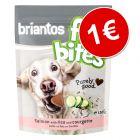 Briantos FitBites 150 g snacks para perros ¡por solo 1€!