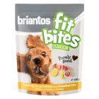 Briantos FitBites Junior snacks con ave, patatas y fresas para cachorros