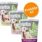 """Briantos """"FitBites"""" kutyasnack vegyes próbacsomagban 3 x 150 g"""