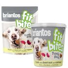 """Briantos """"FitBites"""" - Pato com beterraba e  aveia"""
