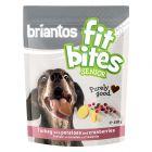 Briantos FitBites Senior snacks con pavo, patatas y arándanos para perros