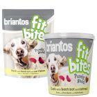Briantos FitBites snacks con pato, remolacha y avena para perros