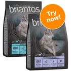 Briantos Grain-Free Trial Pack 2 x 1kg