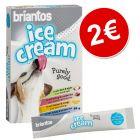 Briantos Ice Cream helados para perros ¡por solo 2€!