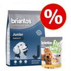 """Briantos Junior + """"FitBites"""" snack na vyzkoušení"""