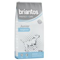 Briantos Junior Young & Care Single Protein pour chien