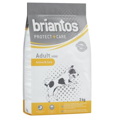 Briantos Mini Active & Care - Single Protein