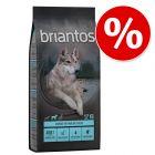 Briantos-koiranruoka 14 / 12 kg erikoishintaan!