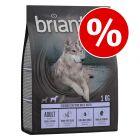 Briantos-kuivaruoka 1 kg/3kg kokeiluhintaan!