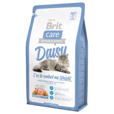 Brit Care Cat Daisy I've to control my Weight pour chat