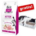 Brit Care Grain-Free 7 kg + Multi-Scratch carton gratis!