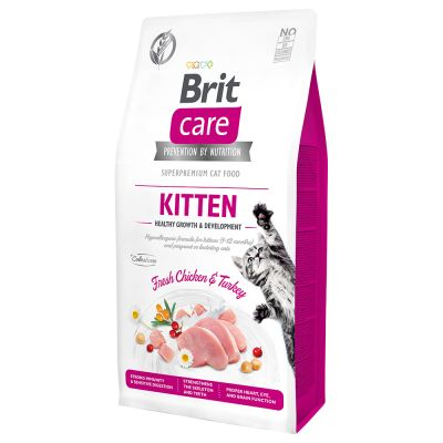 Brit Care Grain-Free Kitten Healthy Growth & Development
